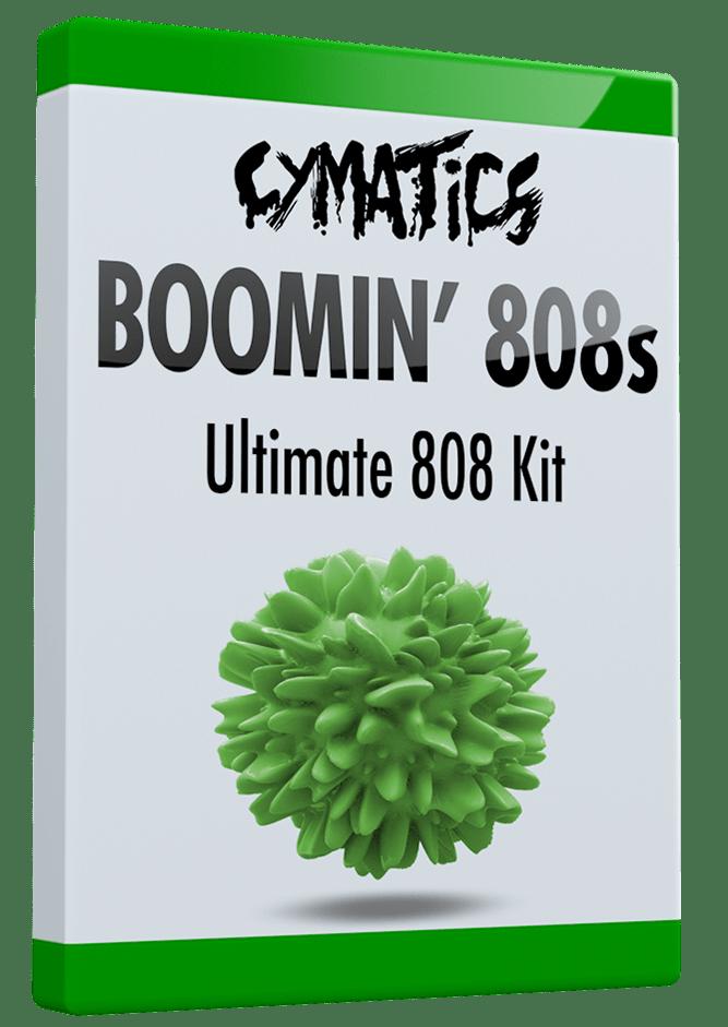 Cymatics – Trap and 808s – Premium Sample Library