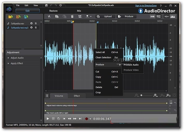CyberLink AudioDirector Ultra 10 Free Download