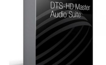 DTS-HD Master Audio Suite Encoder Free Download