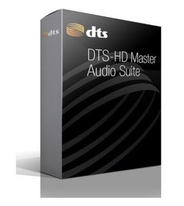DTS-HD Master Audio Suite Encoder Free Download