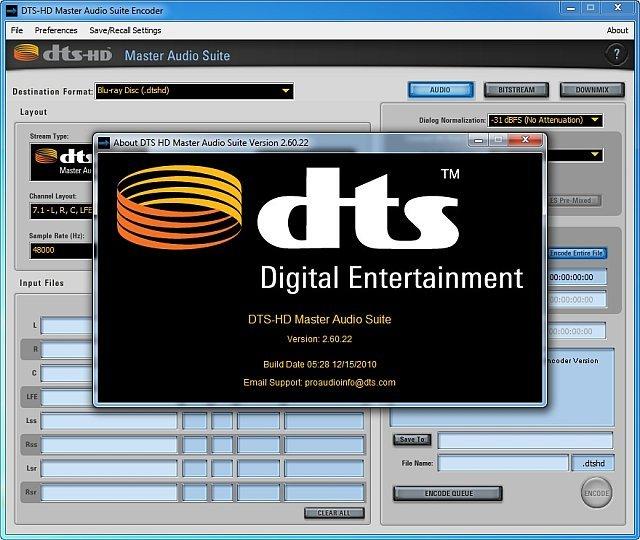 Dts-hd Master Audio Suite V2.6 Torren