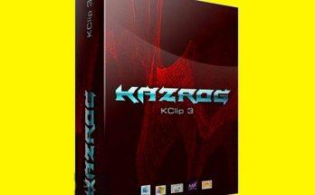 Kazrog - KClip VST Free Download