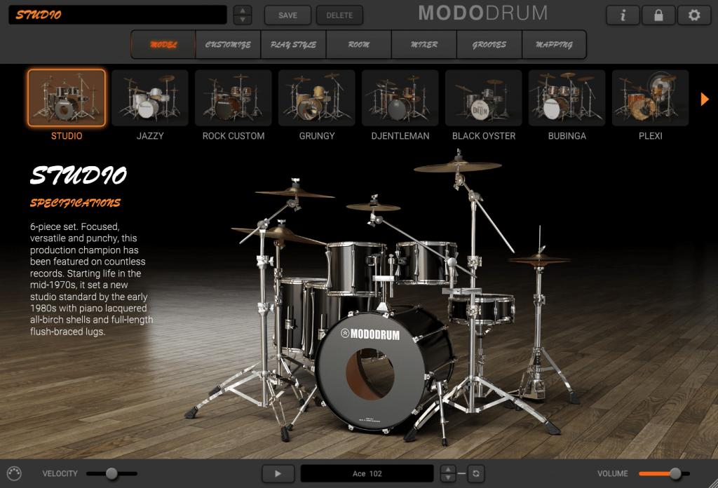 IK Multimedia MODO DRUM v1.1.0 Full version
