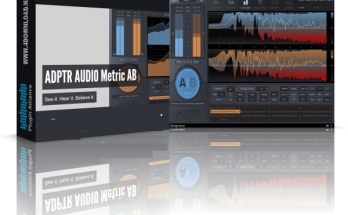 ADPTR AUDIO Metric AB