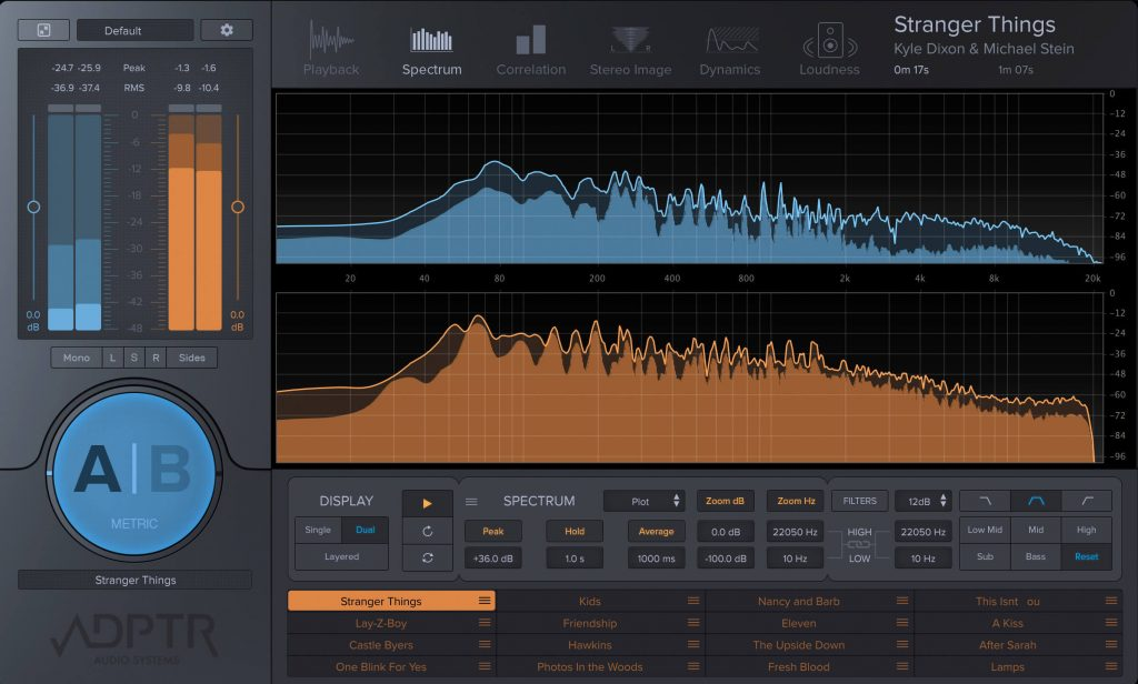 Plugin Alliance & ADPTR - MetricAB 1.2.0 VST, VST3, AAX x64 - VST Torrent - VST Crack - Free VST Plugins - Torrent source for AAX, VST, AU, Audio samples, Audio software,