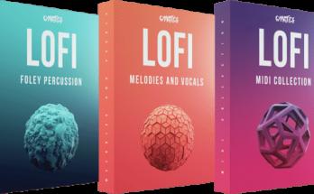 Download Cymatics - The Ultimate Lofi Collection + bonus - WAV MIDI FXP NSMV