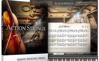 Native Instruments Action Strings Kontakt Library