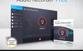 Ashampoo Audio Recorder crack