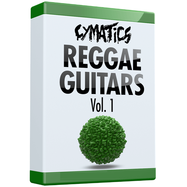 Cymatics – Reggae Guitars Vol 1