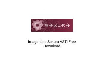 Image-Line Sakura VSTi For Mac