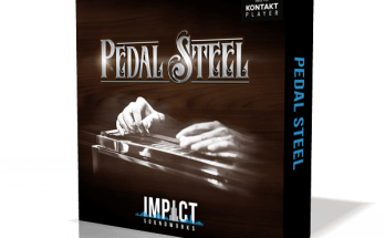 Impact Soundworks Pedal Steel