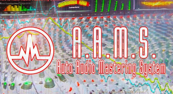 Sined Supplies – AAMS Auto Audio Mastering System | Vst Crack Official - 2020