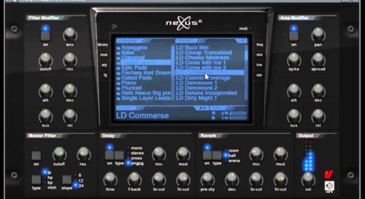 nexus plugin free download