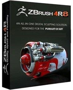 Pixologic ZBrush 4R8 2021.5 Crack