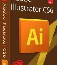 Adobe Illustrator CS6 Crack + Serial Number [x64_2021]