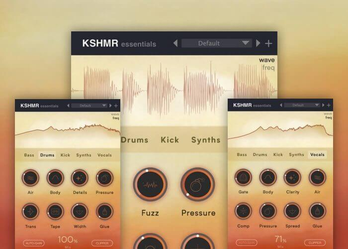 KSHMR Essentials VST Crack
