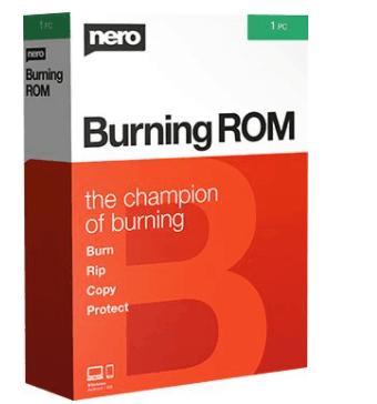 Nero Burning ROM 2021 Crack