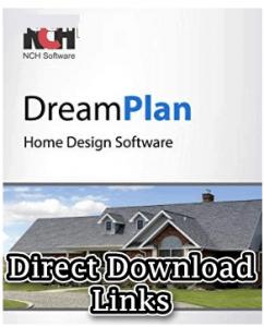 NCH DreamPlan Plus Crack