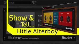 Little Alterboy 5.3.2 VST Crack